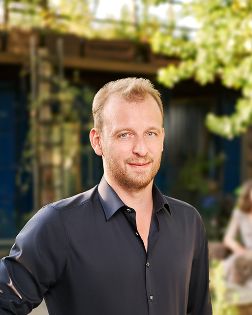 Christopher Portrait